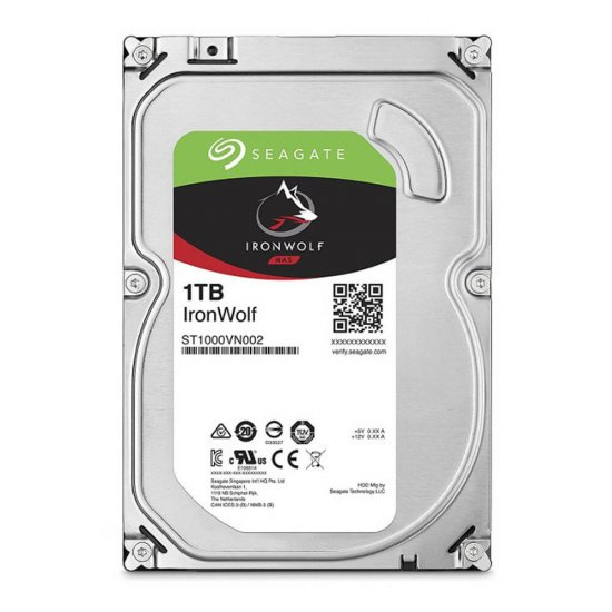 Seagate 1TB IronWolf 3.5