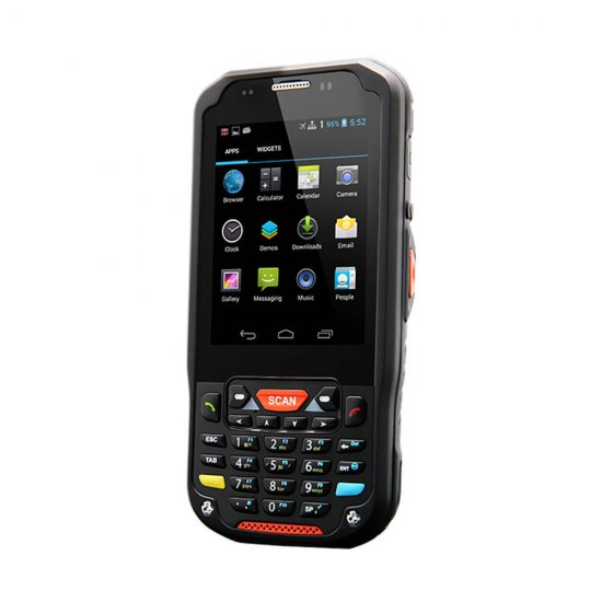 Point Mobile PM60 Windows El Terminali